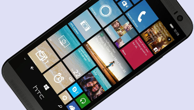 A Windows version of the HTC One M8 has leaked online.