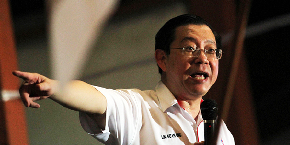 Lim Guan Eng has called on authorities to investigate the matter.