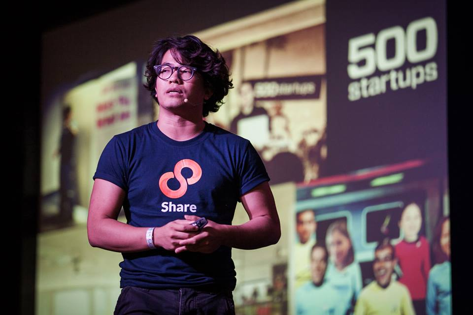 Khailee Ng is now a startup investor, investing in startups across Southeast Asia.