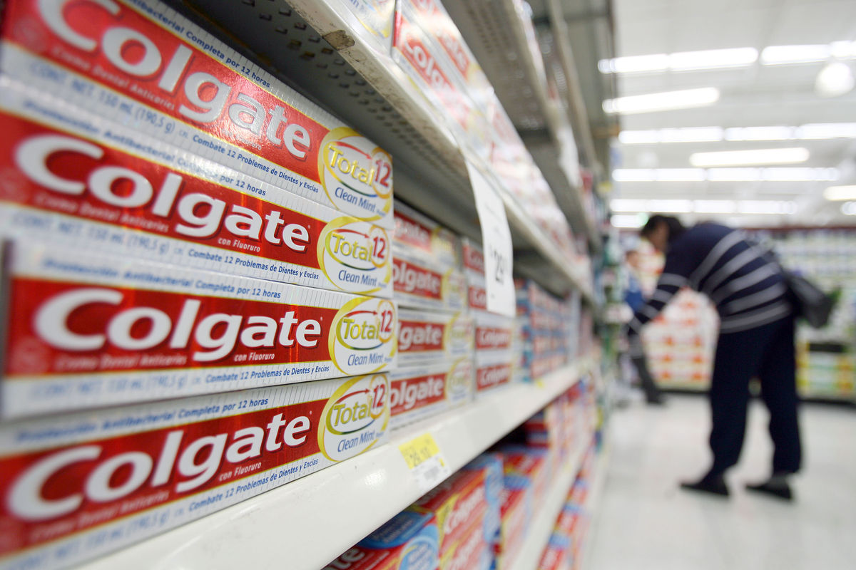 Your Tube Of Colgate Total Toothpaste May Contain A Cancer