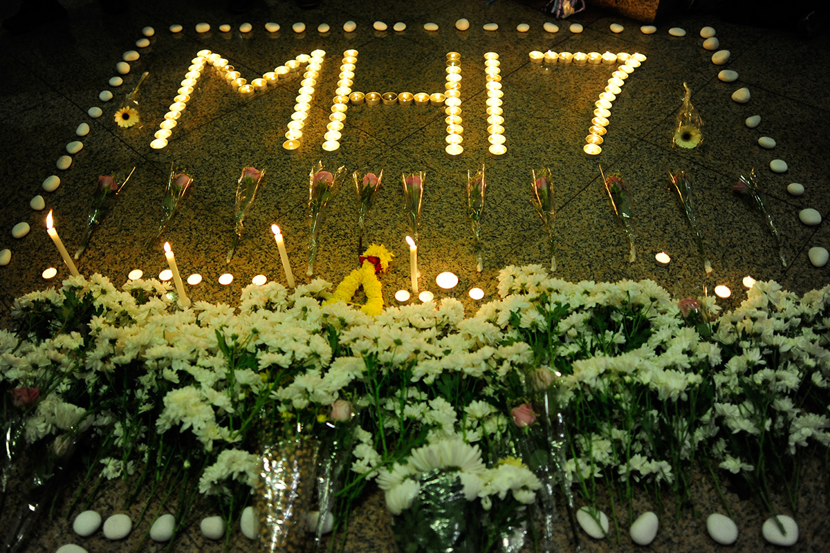 Family members of victims of Malaysia Airlines flight MH17 have been advised not to view the remains of their loved ones as they were not in perfect condition