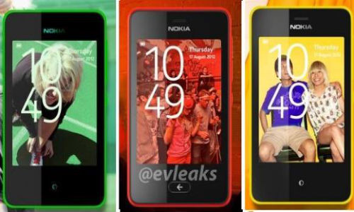 Nokia launches rm297 touchscreen smartphone for Wallpaper for home screen nokia asha 501