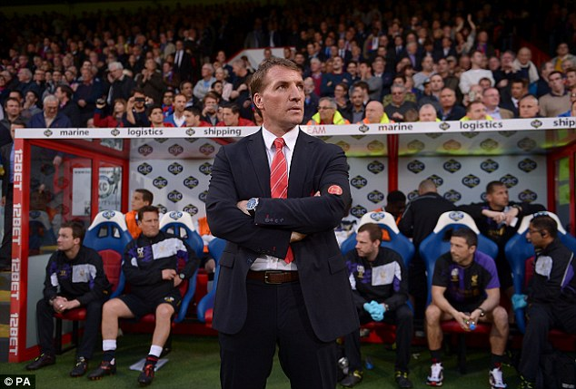 Liverpool Manager Brendan Rodgers Had Previously Denied Any Interest In Signing The Volatile Striker