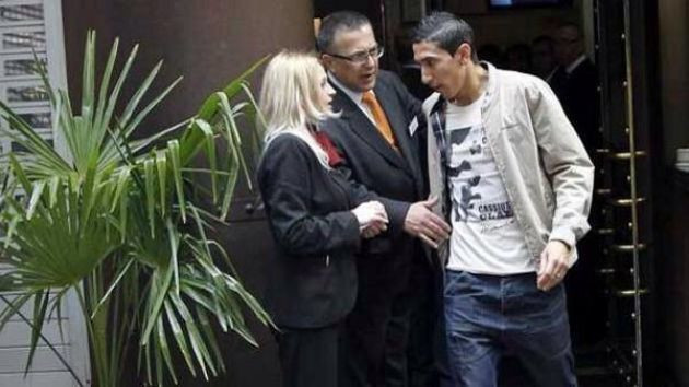 Di Maria's arrival will give the club a welcome lift following a disappointing start to the season.
