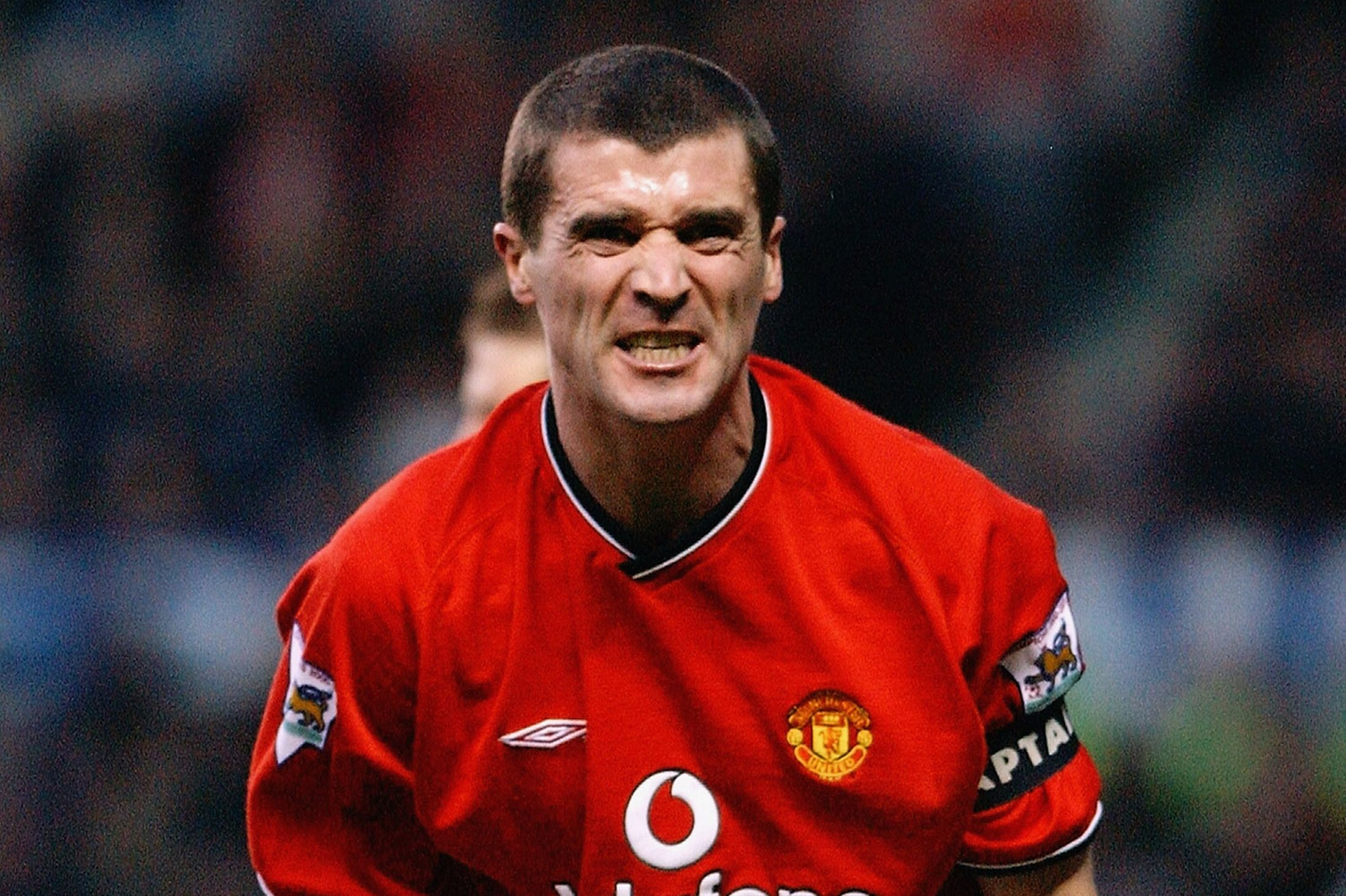 Since Roy Keane left, United has been finding difficulty to replace him.