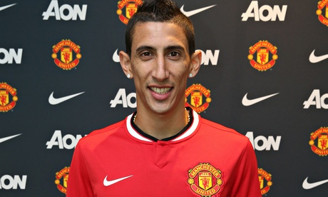 The Argentinian is now a Red Devil.
