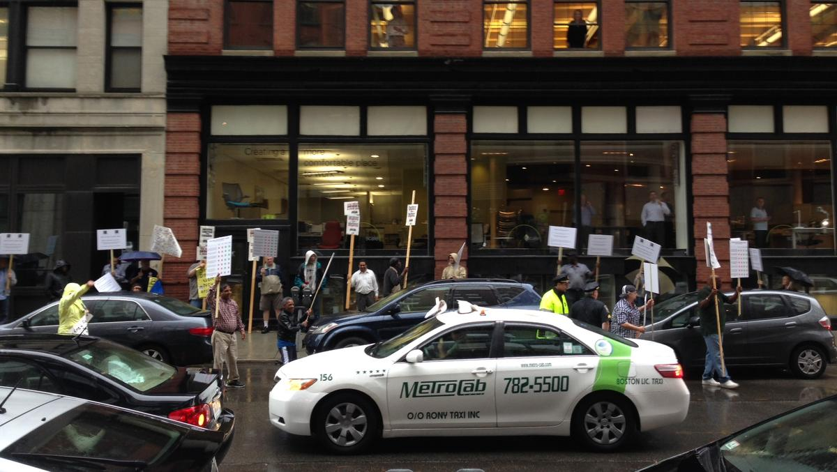 Boston Taxi Drivers Association (BTDA), the union for Boston cabs, has led the fight in trying to get Uber out of the city