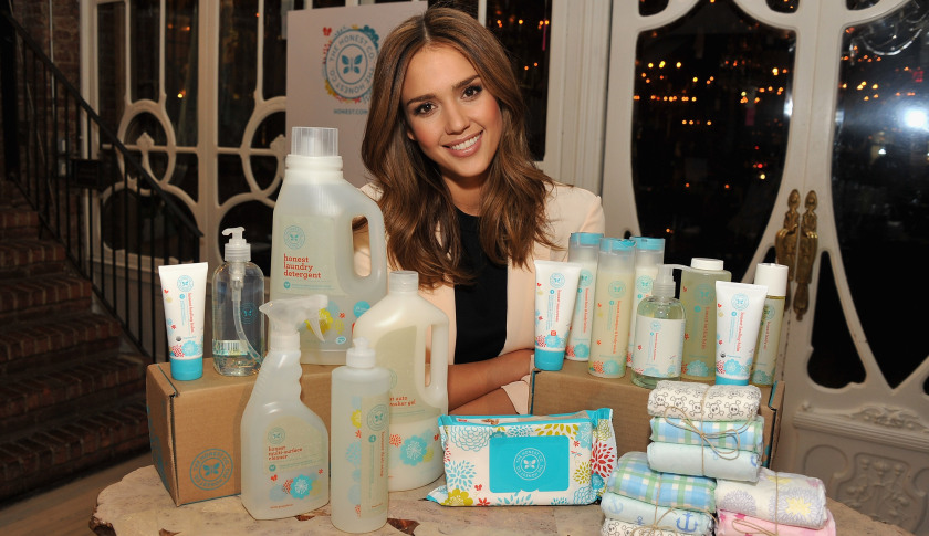 The Honest Co., an eco-friendly baby product company co-founded by Jessica Alba, is worth almost $1 billion after its latest funding round.