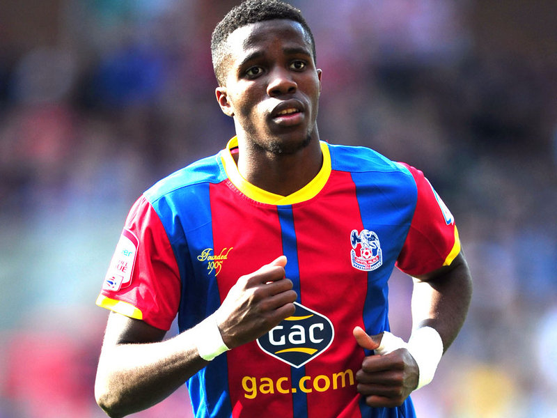 Manchester United player Wilfried Zaha has once again returned to his former club on loan.