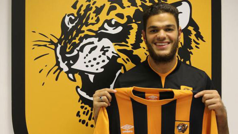 Hatem Ben Arfa joins from Newcastle on loan
