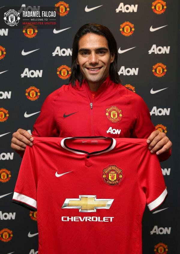 Signings include Ander Herrera, Luke Shaw, Angel Di Maria, Daley Blind, Marcos Rojo and last minute addition Falcao on a season long loan deal.