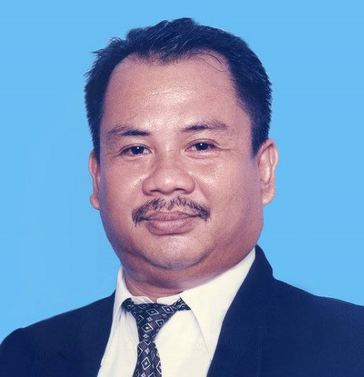 David Orok, Sabah State Reform Party member who contested the Sulaman state seat in the 13th general election.