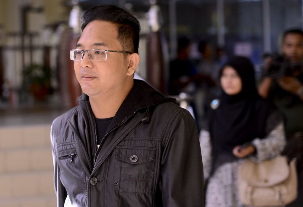 Activist Ali Abd Jalil will face a second sedition charge this afternoon.