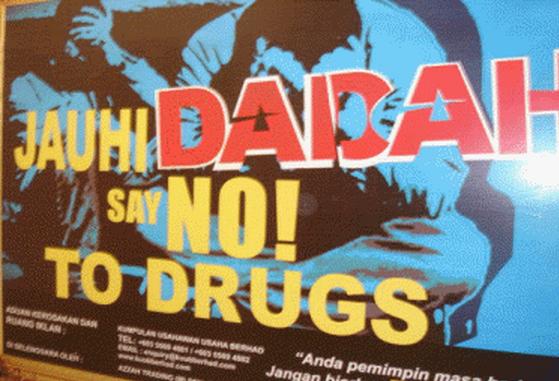 Umur tujuh tahun pun dah mula hisap dadah di malaysia for Mural 1 malaysia
