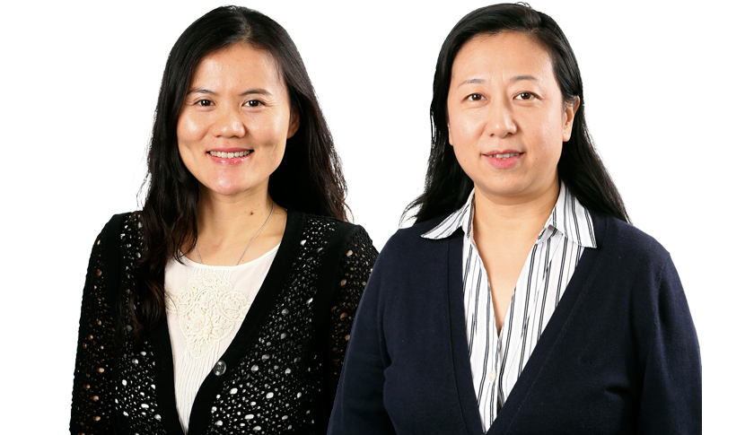 The giant Chinese e-retailer has a reputation for fostering talented women. Lucy Peng and Maggie Wu are stellar examples.