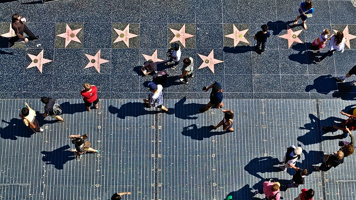Want to find Angelina Jolie's star on the Hollywood Walk of Fame? You won't. It might happen soon enough though...
