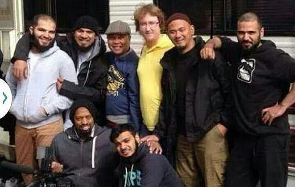 Farihin and his crew members were detained in a lockup in United Kingdom for 48 hours