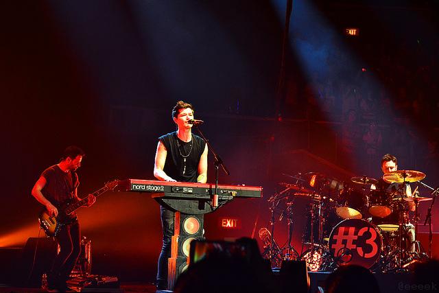 The Script #3 World Tour Live in Manila 2013.