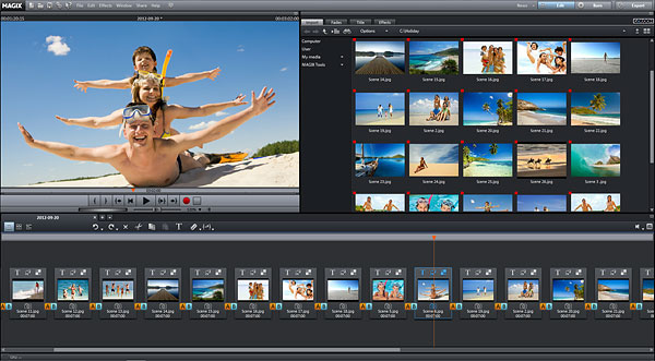 6 video editing platforms to help you edit videos minus for Magix movie edit pro templates