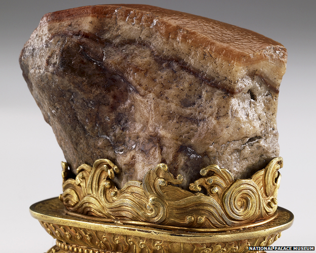Possibly the world's most valuable artistic rendering of a piece of stewed pork