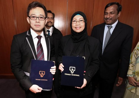 According to Kamaliah Abdul Kadir, the senior general manager of TNB, she hopes that the service helps prevent more cases of landlords being burdened by unpaid bills