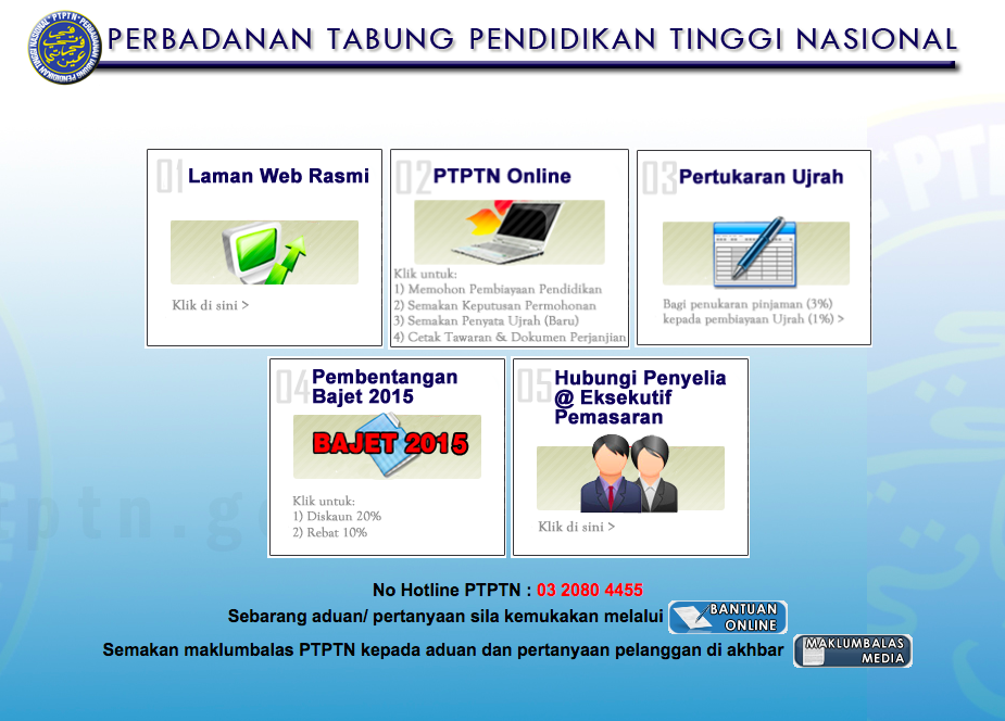 Image from PTPTN