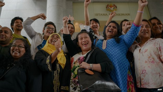 Transgender activists said it was a win for all Malaysians