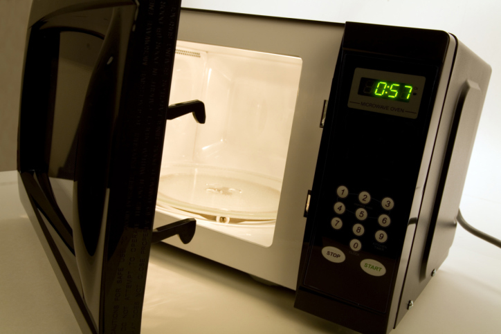 24 inch width over the range microwave