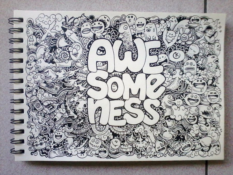 Did You Know All These Amazing Doodlers Were Malaysians?
