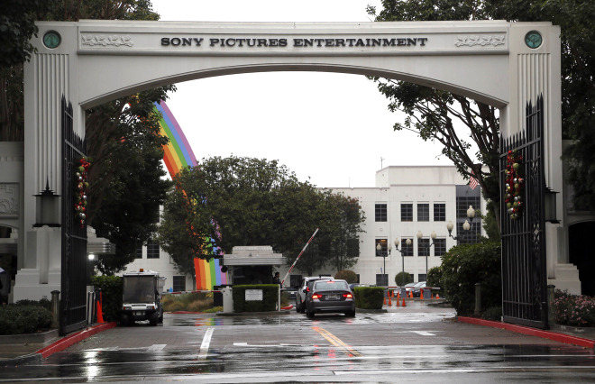 Sony Pictures Entertainment headquarters in Culver City, California.