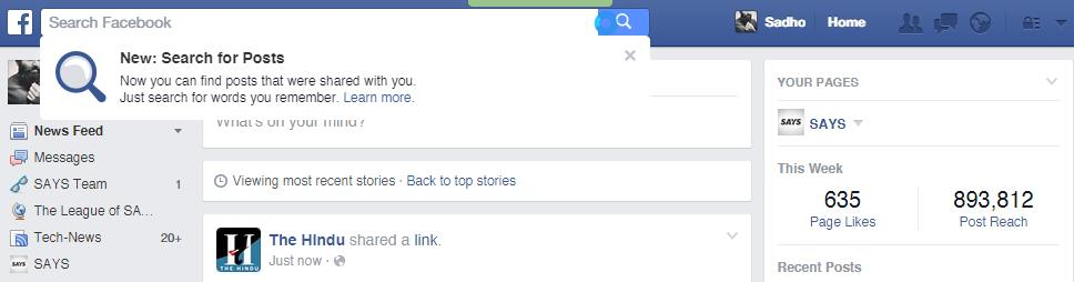 How To Find Old Facebook Posts And Keep Yours (Sort Of) Hidden