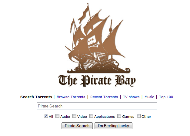 The Pirate Bay Is Down. What's Next For 'The World's Most ...