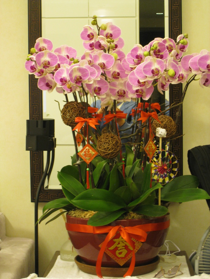 10 ideas to prove not all cny decorations are tacky New flower decoration