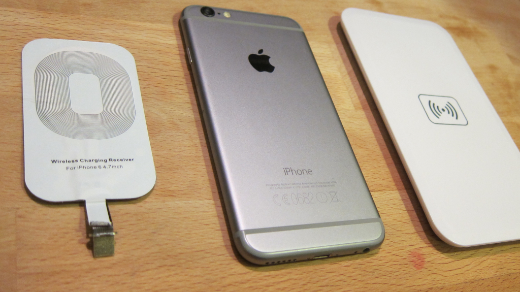 Wireless Charging The iPhone 6.