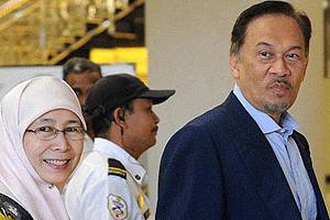 Anwar wants to remove a paragraph in a Federal Court that states he had homosexual tendencies