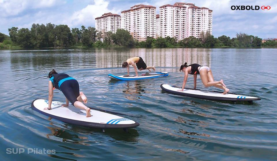 Image from SUP Pilates Malaysia/Facebook