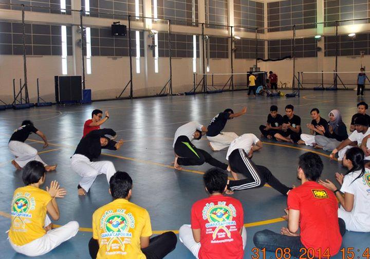Image from Grupo Capoeira Cordão de Ouro Malaysia/Facebook