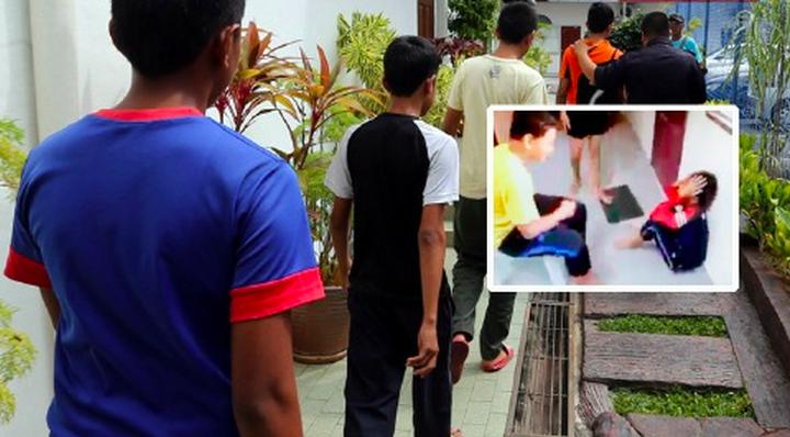 Lima didapati bersalah kerana membuli seorang pelajar 11 tahun di sebuah asrama di Perlis.