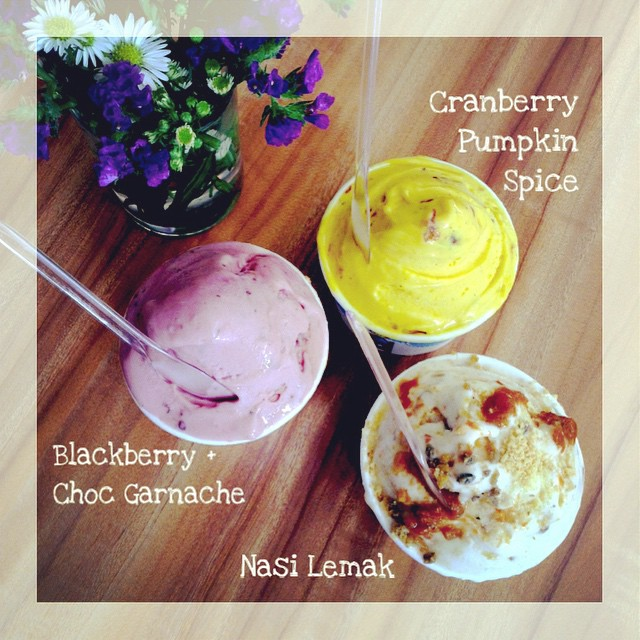 Image from Facebook:  Whimsical - Gelateria & Caffe