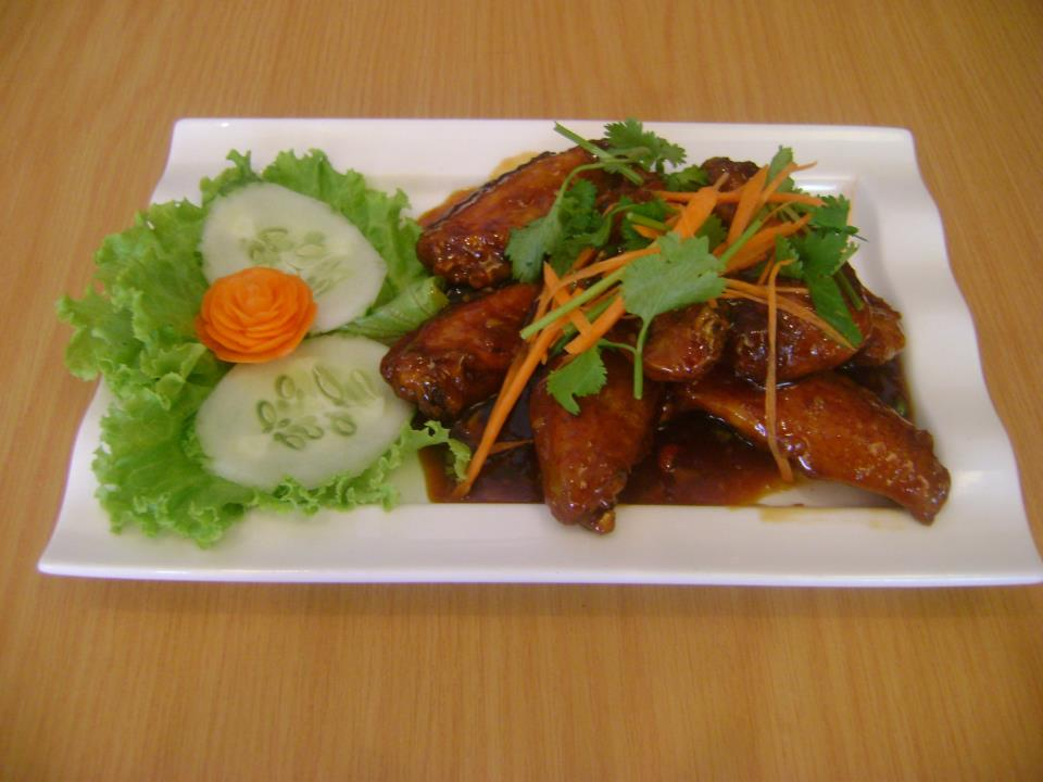 Adam Lai Chicken