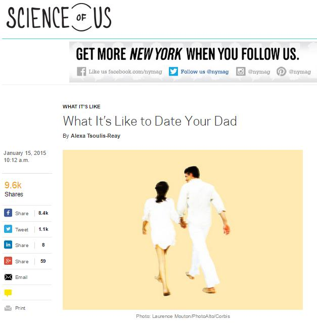 Dating your dad nymag