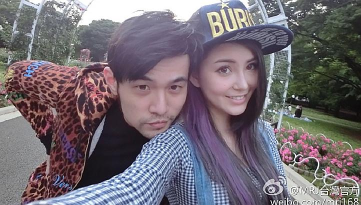 Image from Jay Chou's Weibo