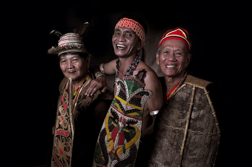 The people of Sarawak fall into 26 distinct ethnic groups or nations, each with its own language.