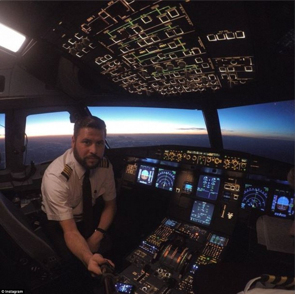 This is your captain being vain: Pilots for airlines large and small, flying planes of all sizes, seem to be violating the safety rules, taking photos with their phones as well as GoPro cameras mounted inside the cockpit.