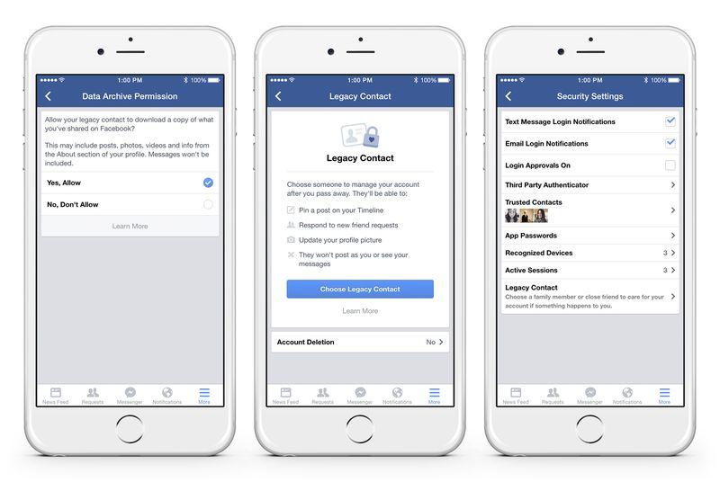Would you rather delete or memorialise your facebook account when image via vox cdn ccuart Image collections