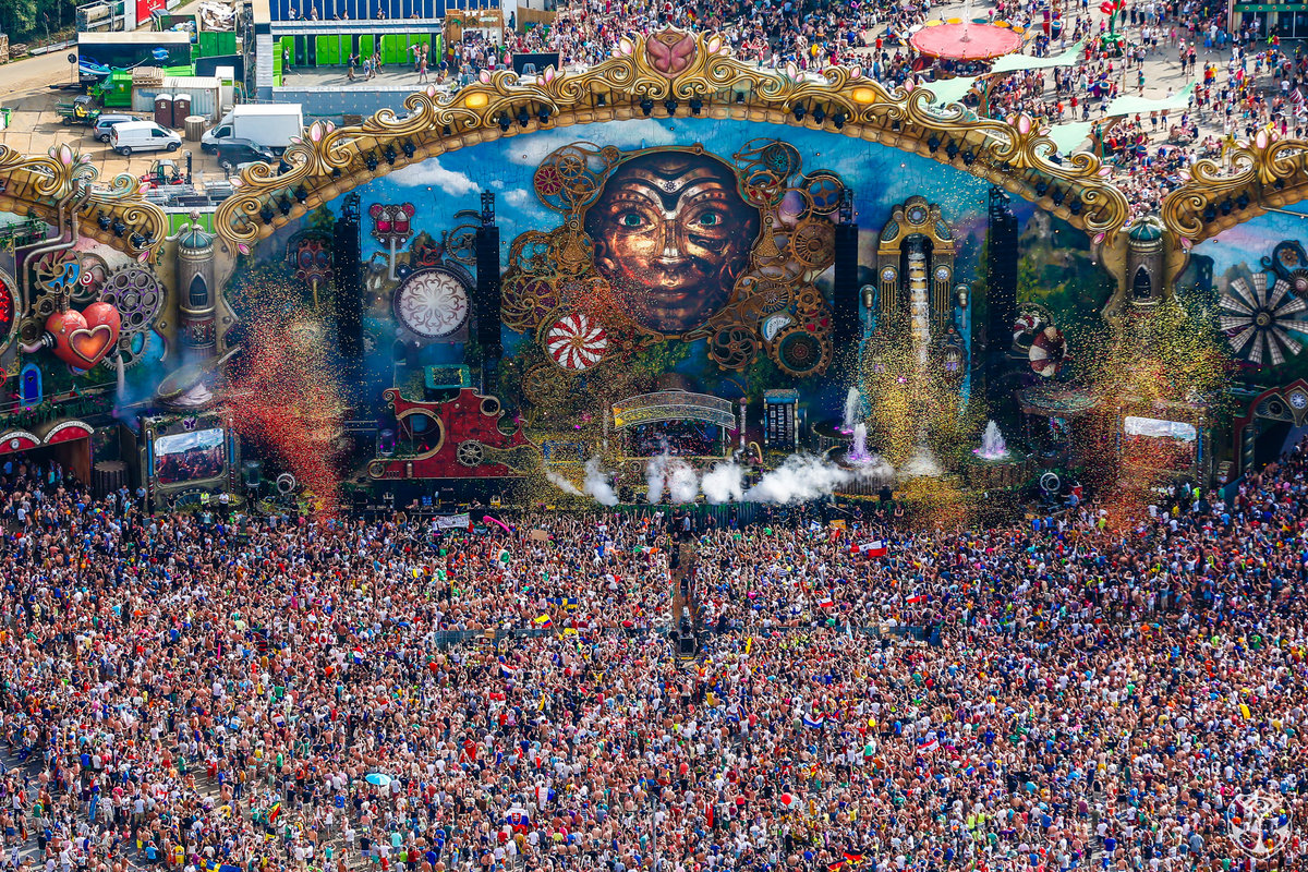 Image from tomorrowland.com