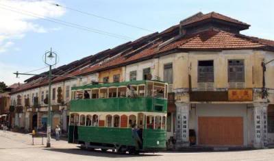 1930s/1940s Hong Kong-set scenes for 'Lust, Caution' were shot in Ipoh.