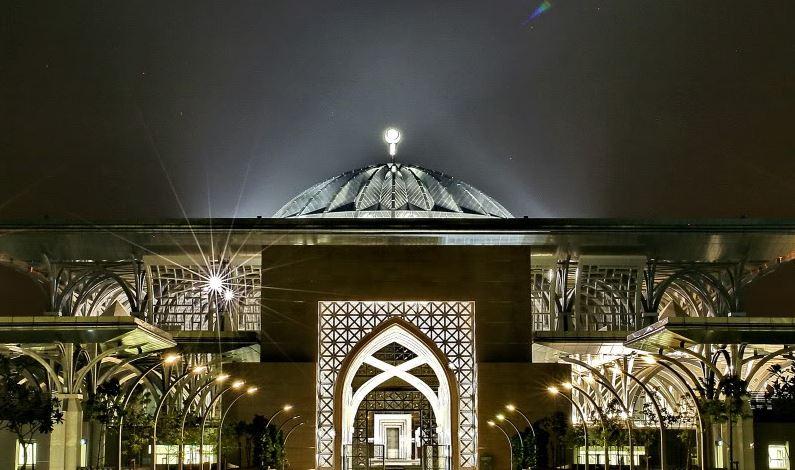 Gambar Masjid Kristal Dan 13 Masjid Lain Yang Paling Mempersonakan