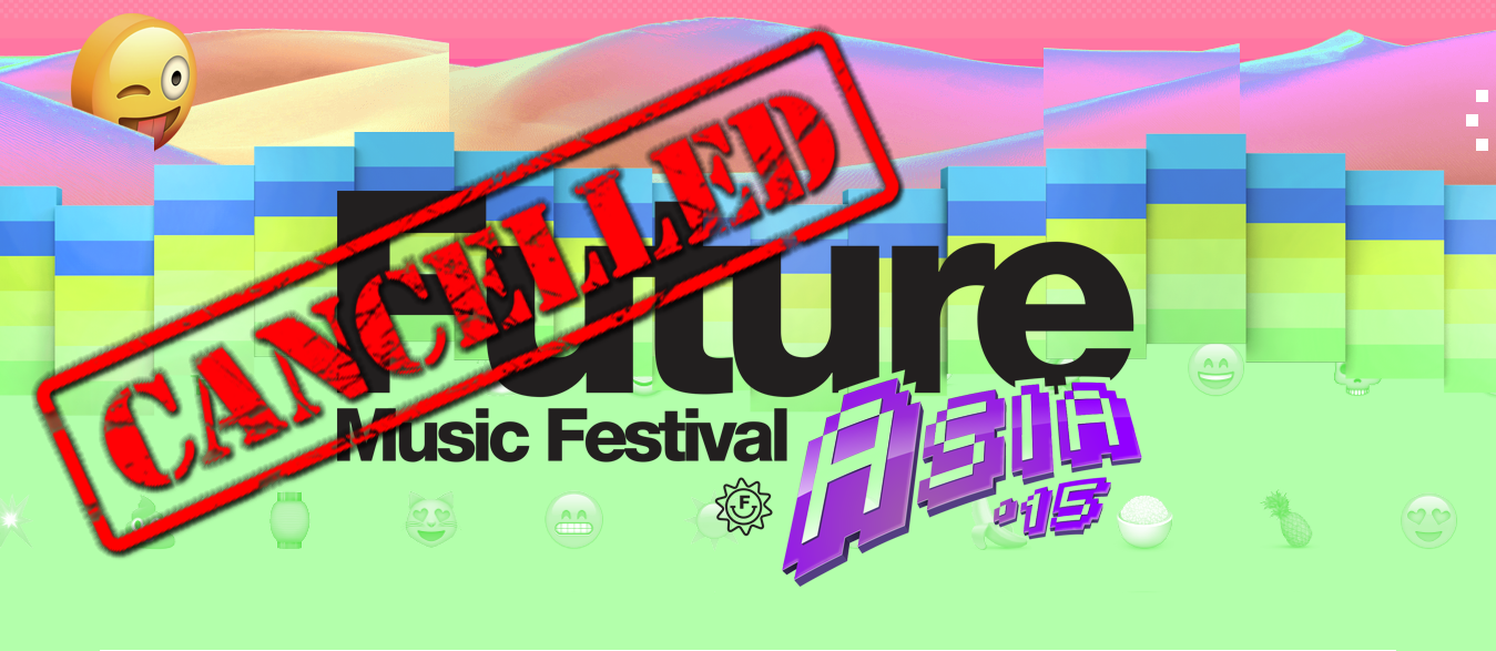 Image from Future Music Festival Asia