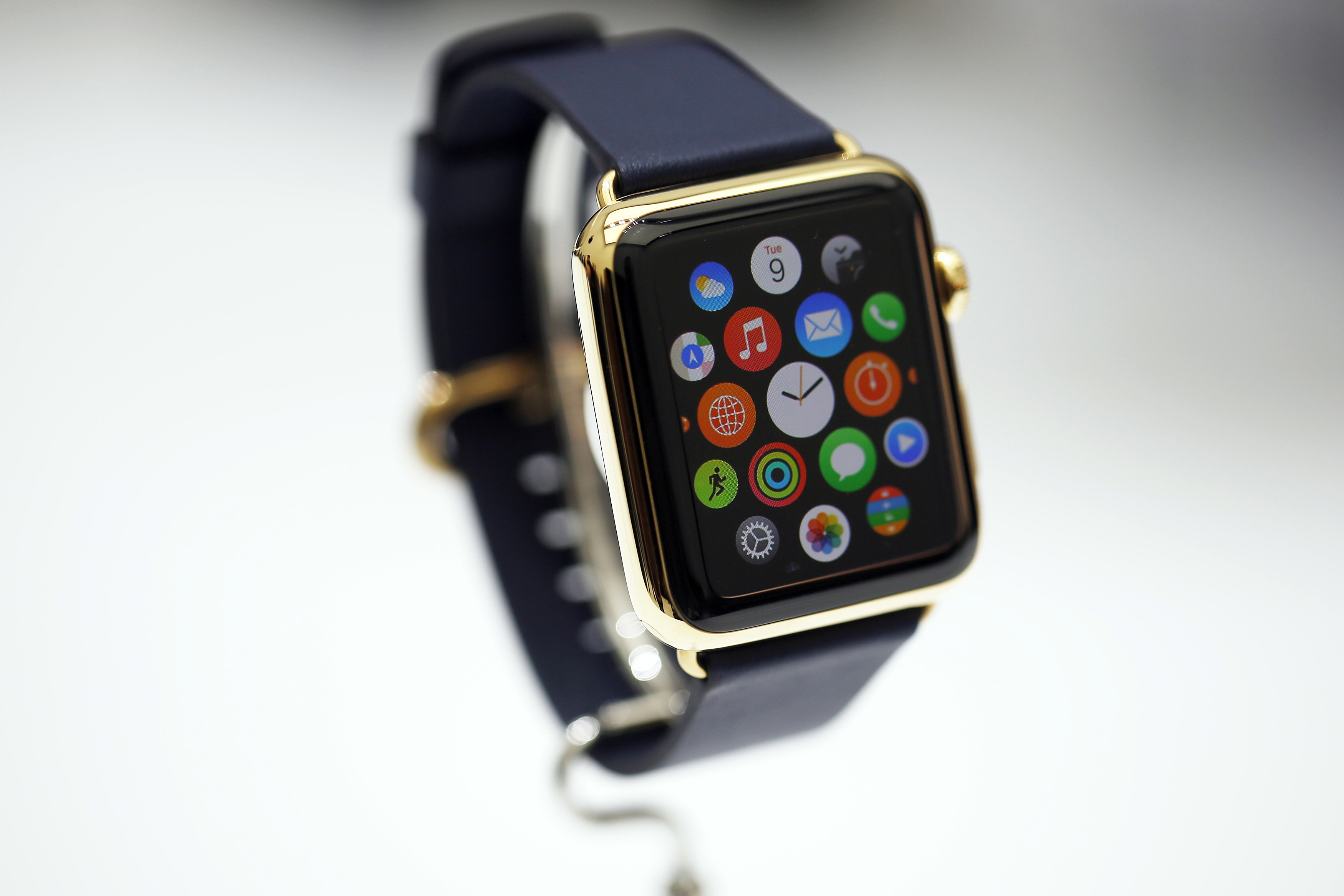 The Apple Watch Edition can set at least USD10,000.